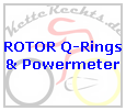 ROTOR Q-Rings & Powermeter